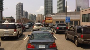 If you're constantly stuck in traffic, your health may suffer.
