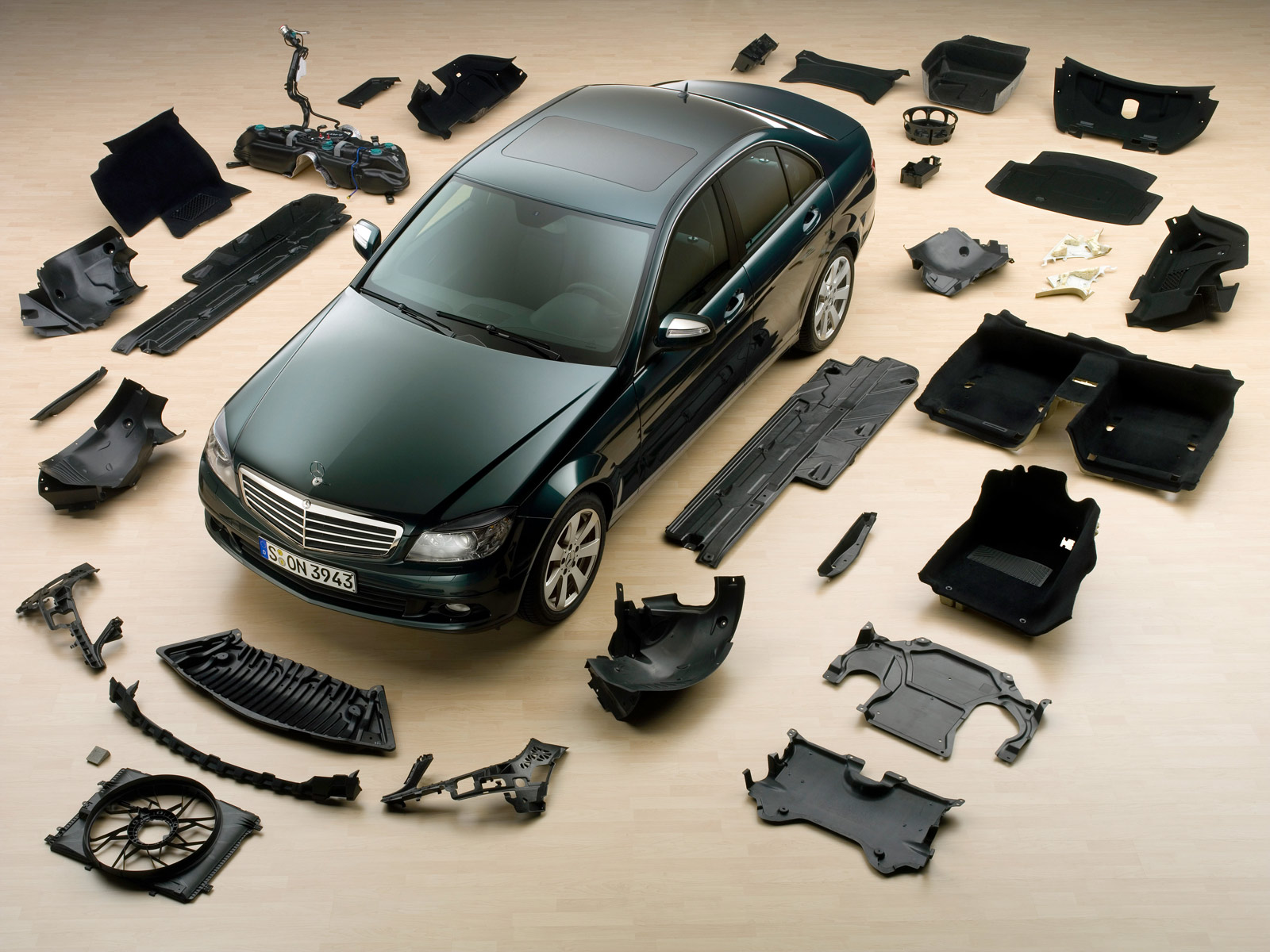 6 Types of Car Parts & How to Choose the Best One