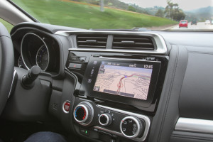 Technology in cars such as GPS units are now staple features.