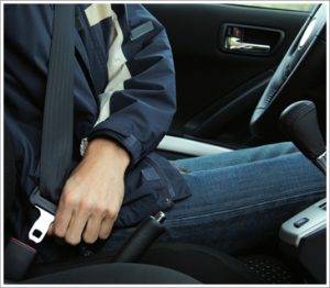 Seatbelts can cause serious injury to children if they're not fitted properly.