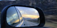 Checking your mirror multiple is an essential driving safety practice.
