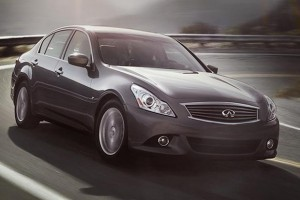 The infiniti Q40, like the M-Class, is among the 2016 car models that'll be replaced.