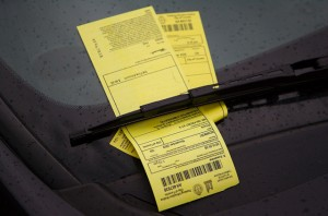 Unpaid parking (and speeding) tickets can affect your credit in the long run.