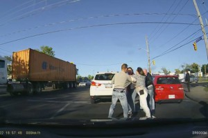 Road rage has escalated to violent fistfights in extreme cases.