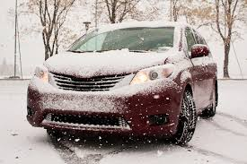 Installing snow tires is a vital part of preparing for winter driving.
