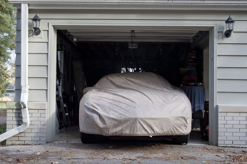 Many drivers believe in storing a car for winter to keep it good condition.