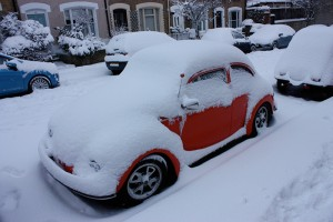 Auto theft in the winter is more common than many people think.
