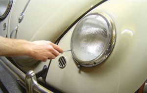 Learn to point your headlamps correctly before driving at night.