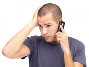 Constant collection calls created unhealthy stress for Mark and Rachel.