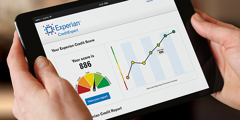 A perfect credit score isn't necessary, but you should still aim high.