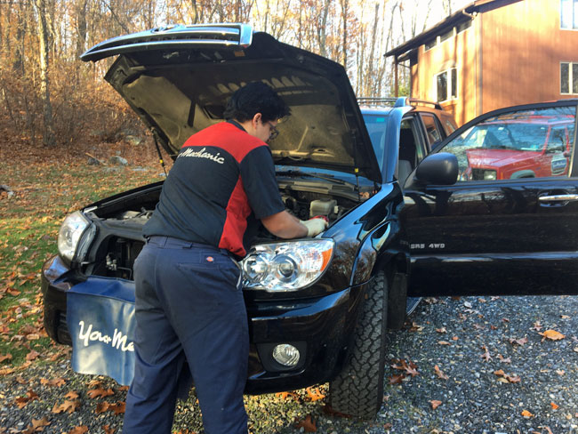 Auto repair is necessary but the stress that often comes with it isn't.