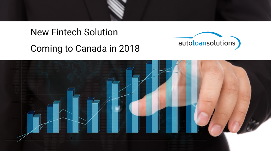 New Fintech Solution Coming to Canada in 2018