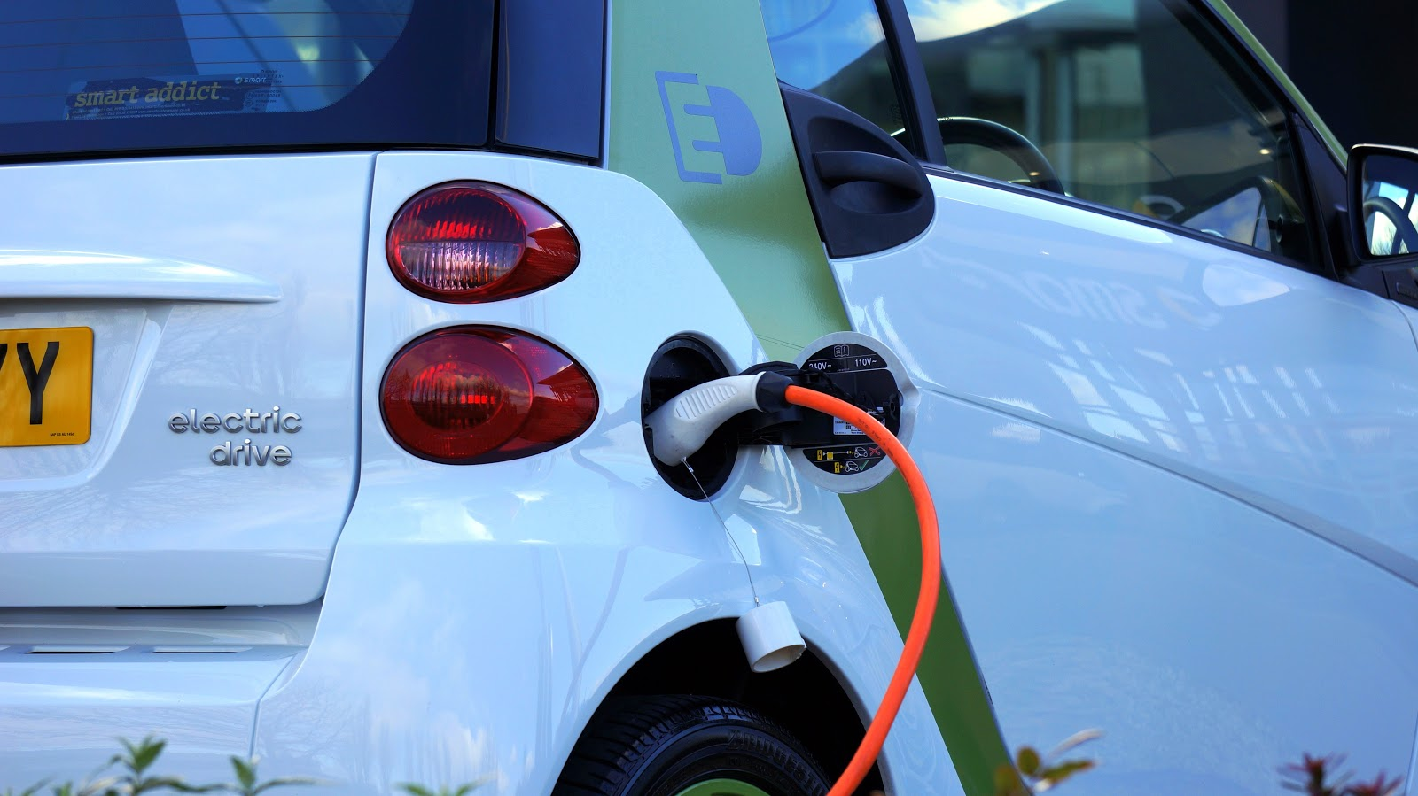 Many people experience range anxiety with electric vehicles
