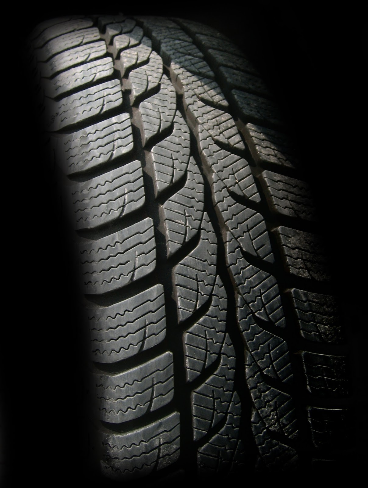 The type and condition of your tires will affect range